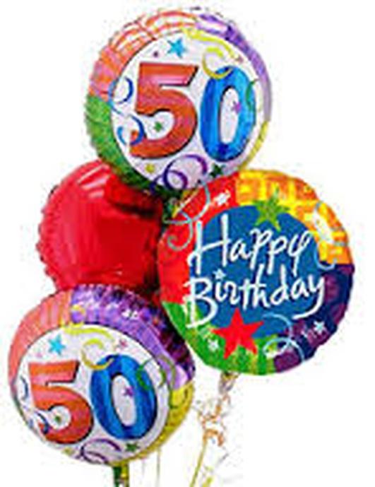 Essay: turning 50