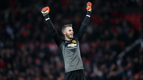 David de Gea has become a key player for Manchester United