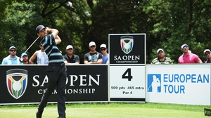 Charl Schwartzel said winning his home country's Open would be like winning a second Major