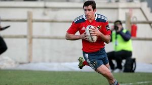 Felix Jones made his Munster debut against Glasgow Warriors in September 2009 and played his last match ever against the same opponents six years later