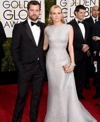 Look! The Golden Globes red carpet style