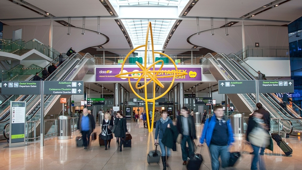 Dublin Airport passenger numbers soar by 11%