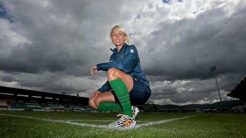 Stephanie Roche looks set to make her Italian debut in December
