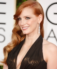 Get the Look: Jessica Chastain