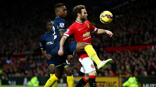Juan Mata has called for United to bounce back from their home defeat to Southampton