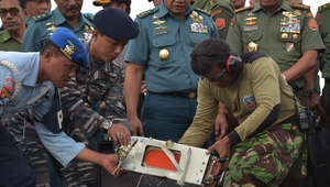 The flight data recorder of AirAsia flight QZ8501 was retrieved from the Java Sea yesterday