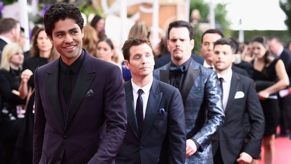 The Entourage guys are back!