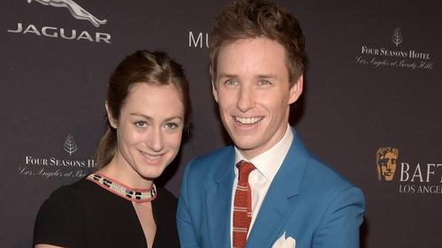 Newlyweds Eddie Redmayne and Hannah Bagshawe