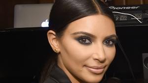 Queen of the selfies - Kim Kardashian