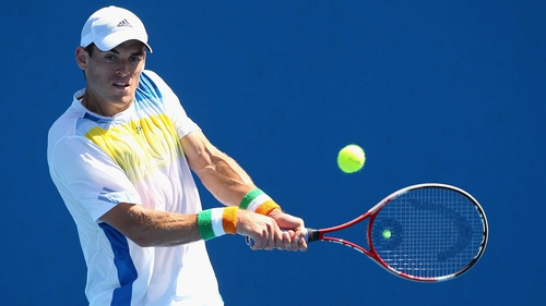 James McGee will need to come through three rounds of qualifying to make the main draw