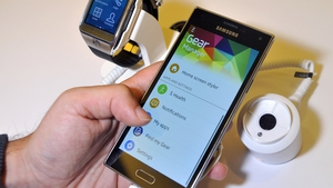 The Tizen operating system is a key part of Samsung's campaign to carve out a niche in mobile software and services