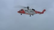 One person was transferred by helicopter to University Hospital Waterford where he was pronounced dead