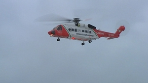 Two dive teams and coastguard's Shannon helicopter involved in search