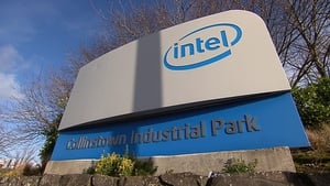 Intel has its European manufacturing headquarters in Leixlip, Co Kildare