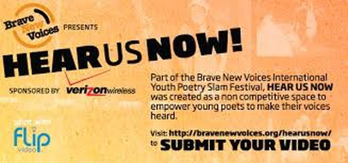 Brave New Voices Poetry Competition