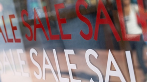 Retail Ireland is forecasting that sales over the Christmas season will top €4.5 billion