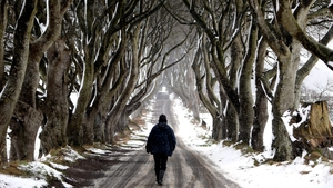 Many scenes for Game of Thrones are filmed in Northern Ireland