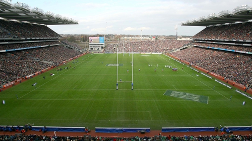 Croke Park could host the Rugby World Cup final