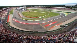 Hockenheim will host the 2015 German Grand Prix