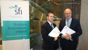 Minister English said Ireland needs to aim to spend 2% of GDP on research