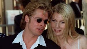 Brad Pitt and Gwyneth Paltrow in 1996