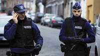 Two men detained in Belgian anti-terror raids