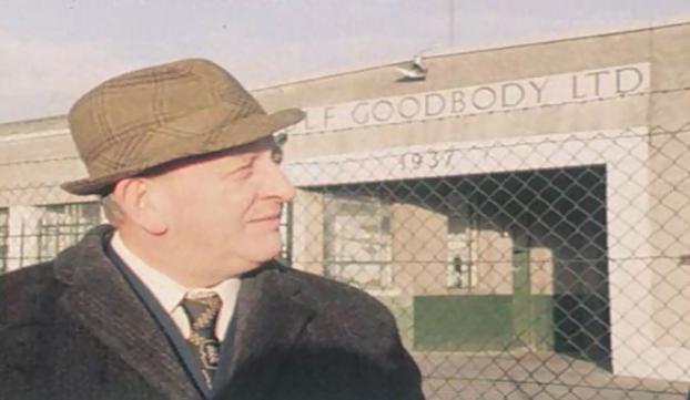 Dick Larkin