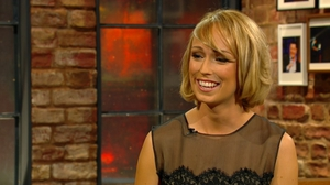 Stephanie Roche was praised by both Robbie Keane and Niall Quinn on the show