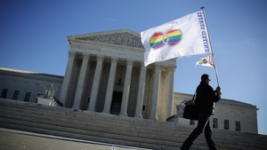 The US Supreme Court will examine cases in four states in April