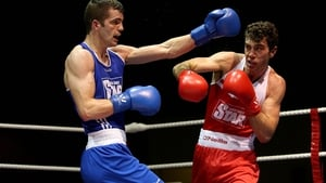 Adam Nolan beat Bernard Roe (l)