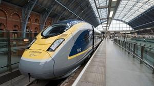 All Eurostar trains are returning to their original stations