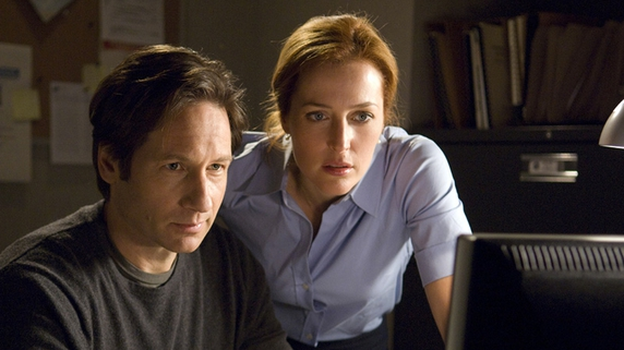 Gillian Anderson had to fight for equal pay on X-Files