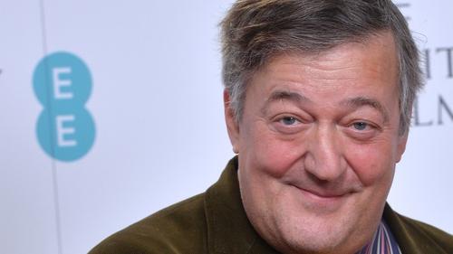 Stephen Fry is not a fan of Little Mix