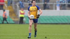 Mark Nally scored Roscommon's second goal