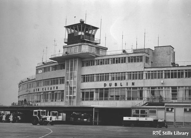 Control Tower, Dublin Airport (1971)