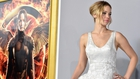 Jennifer Lawrence reported to have split from boyfriend Chris Martin