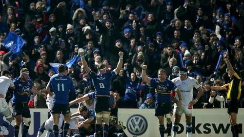Leinster have Champions Cup qualification in their own hands when they face Wasps