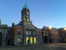 The fourth Global Irish Economic Forum took place in Dublin Castle on 20 and 21 November