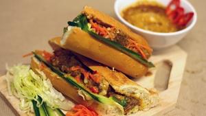 Diep Banh Mì Sandwich €5.50