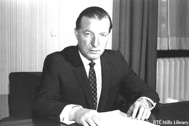 Charles Haughey (circa 1968)
