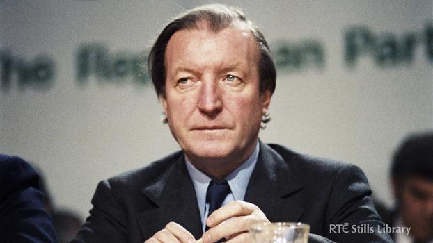 Charles Haughey at the Fianna Fáil Ard Fheis (1978)