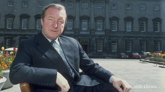 Charles Haughey in Pictures
