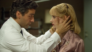 Isaac and Chastain in A Most Violent Year
