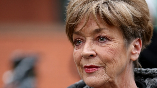 Anne Kirkbride played Deirdre Barlow in the long-running soap