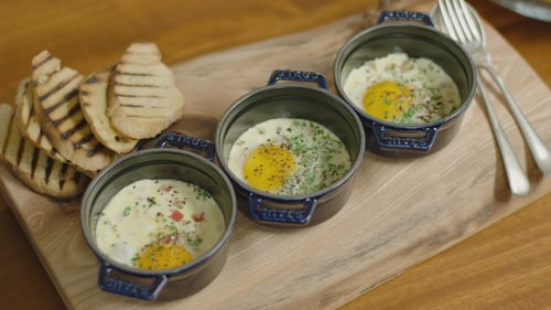 Neven Maguire's Baked Eggs