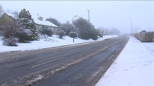 Met Éireann says snow will become widespread again this evening