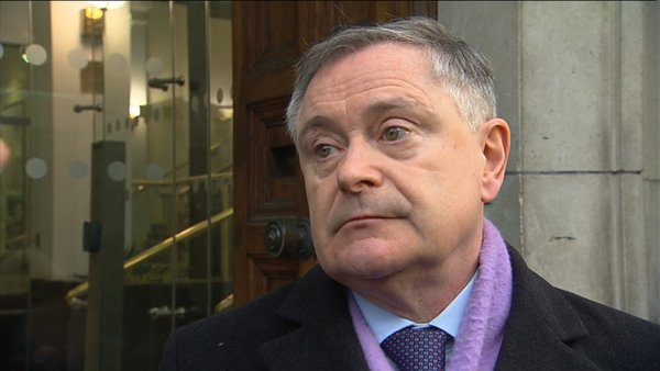 Brendan Howlin said pay restoration would require a multi-annual approach