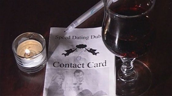 Speed-Dating Event, Doyle's pub