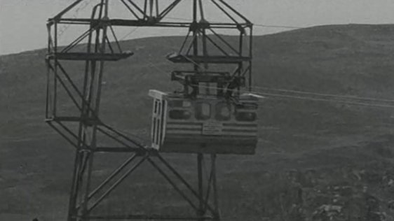 Dursey Island Cable Car (1970)