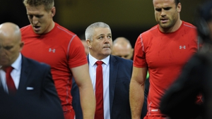Warren Gatland has a contract with Wales until Japan 2019